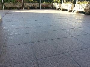 Humedad por filtración en terrazas y tejados 4