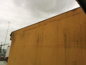 Humedad por filtración en fachadas 5
