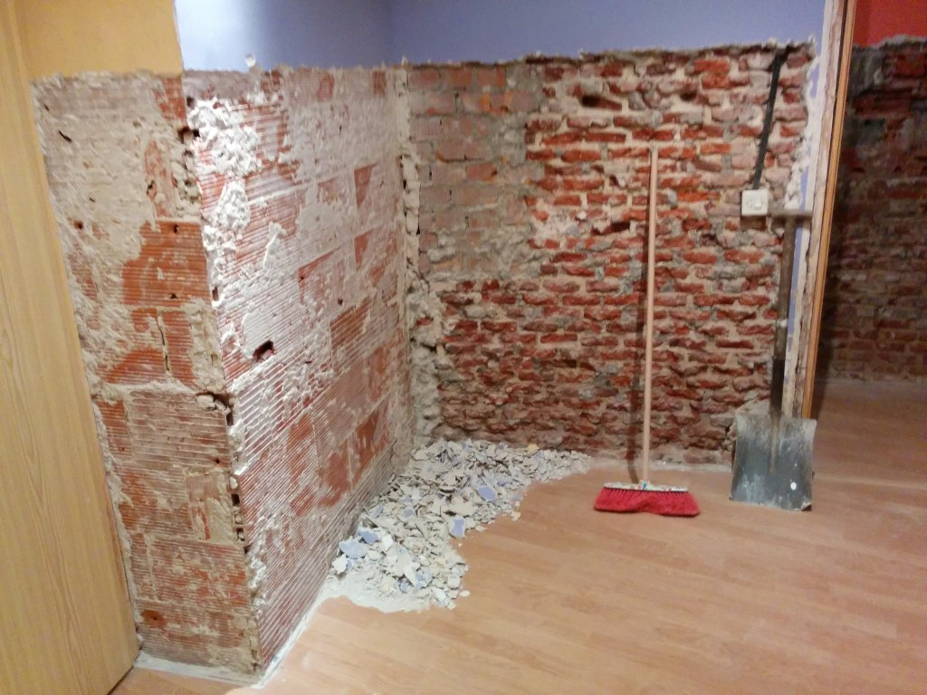 Soluciones para revestir paredes con humedad hydraulic - Papel para paredes con humedad ...