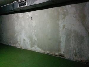 Humedad por filtración en muros y suelos 2