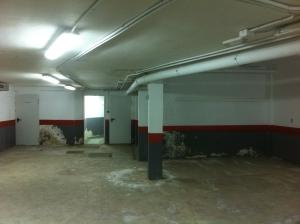 Humedad por filtración en muros y suelos 4