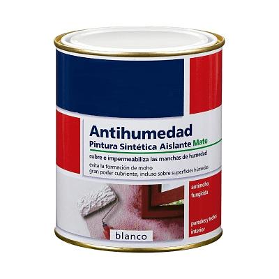 pintura antimoho antihumedad