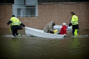 reparación inundación sada carballo bergondo
