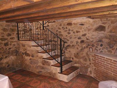 Casas de piedra con humedad hume ingenier a for Restauracion de casas viejas