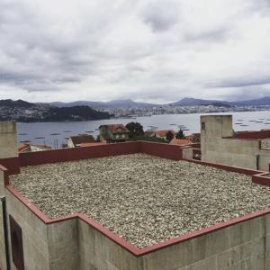problema humedad tejado pontevedra