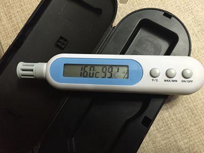 higrometro medir humedad galicia