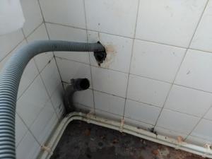 rotura tubería humedad