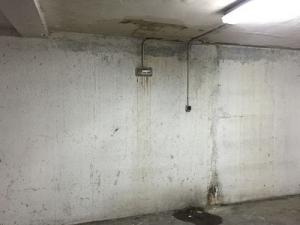 arreglar humedad techo sótano
