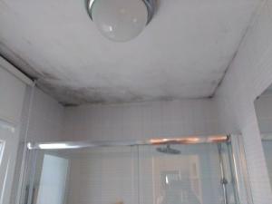 baño humedad condensacion
