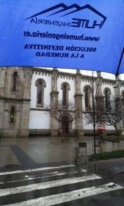 lluvia humedad en casa