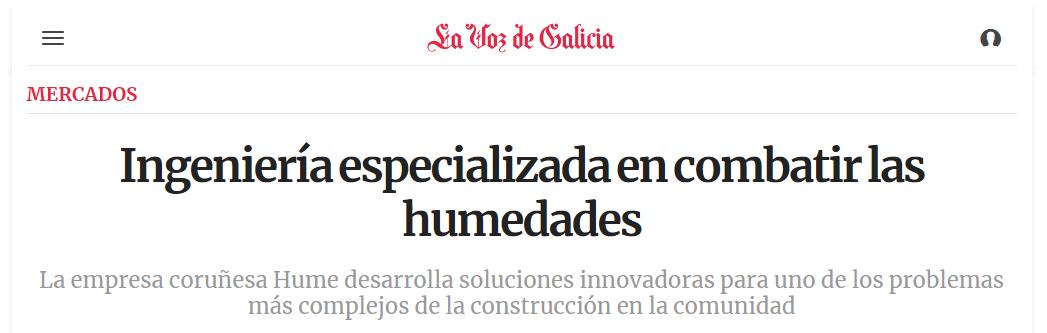 empresa especializada humedad
