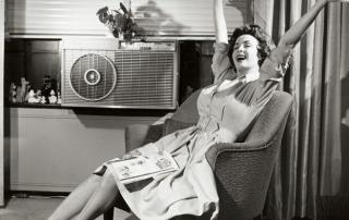 aire acondicionado y humedad