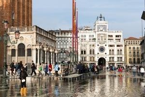 humedad venecia