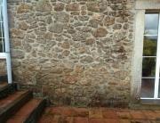 humedad piedra