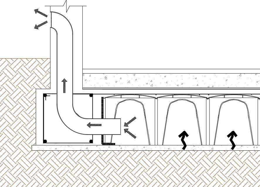 pipeta ventilación humedad capilaridad