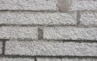 humedad por juntas de fachada