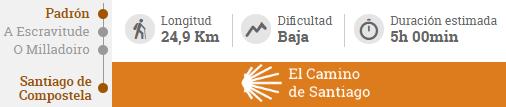 camiño santiago galicia