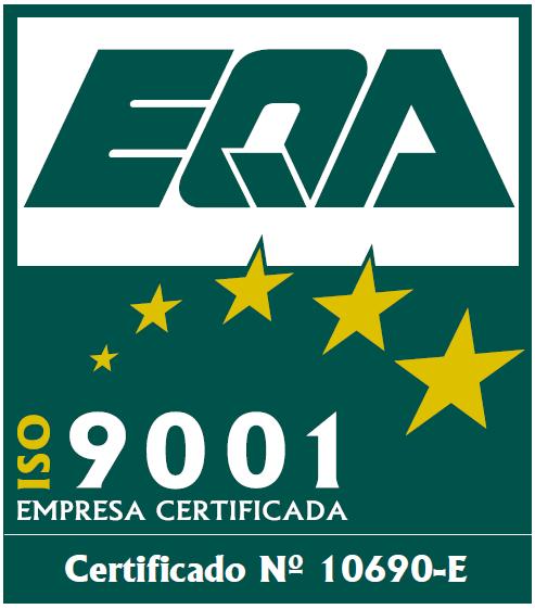 hume empresa certificada calidad ISO 9001