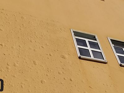 burbujas fachada