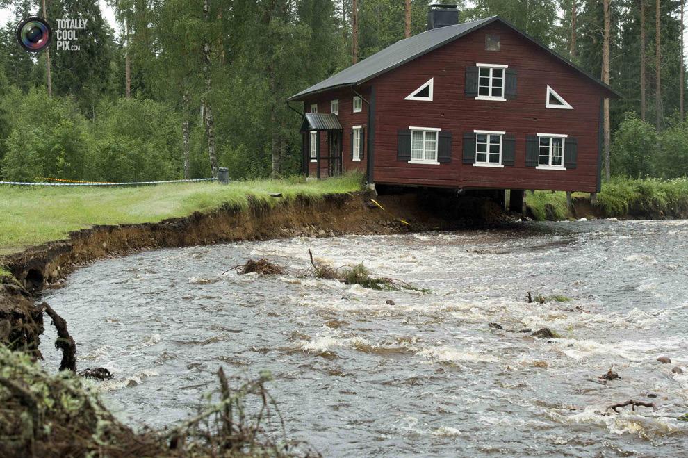 riada inundacion humedades