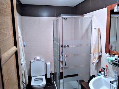 humedad baño interior