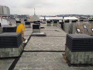 humedades tejado