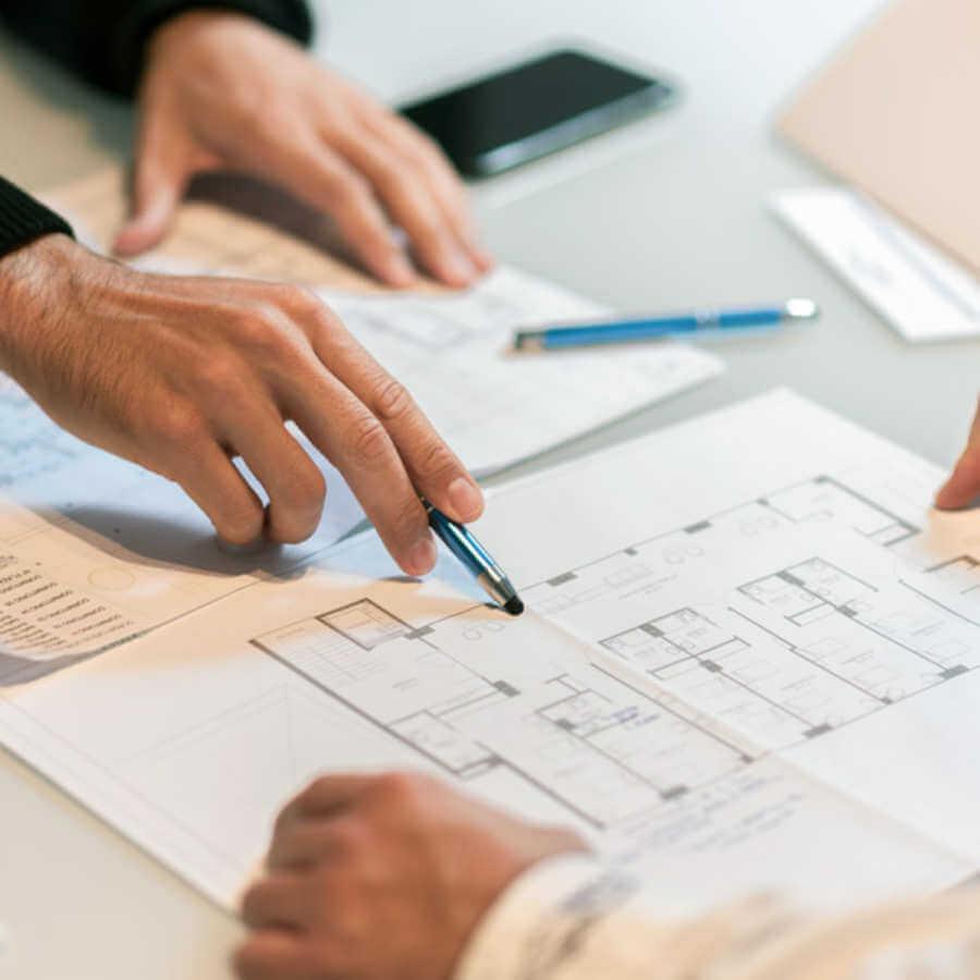 Planos de diseño y delineación