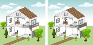 diferencia filtración fachada