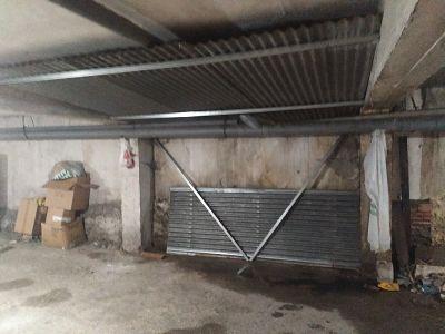 filtración garaje